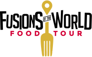 Logo Fusion of the world Food Tour